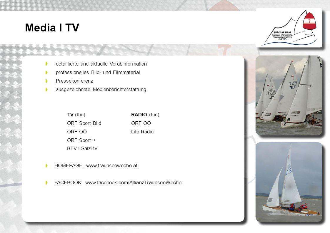 Media I TV detaillierte und aktuelle Vorabinformation professionelles Bild- und Filmmaterial Pressekonferenz ausgezeichnete Medienberichterstattung TV