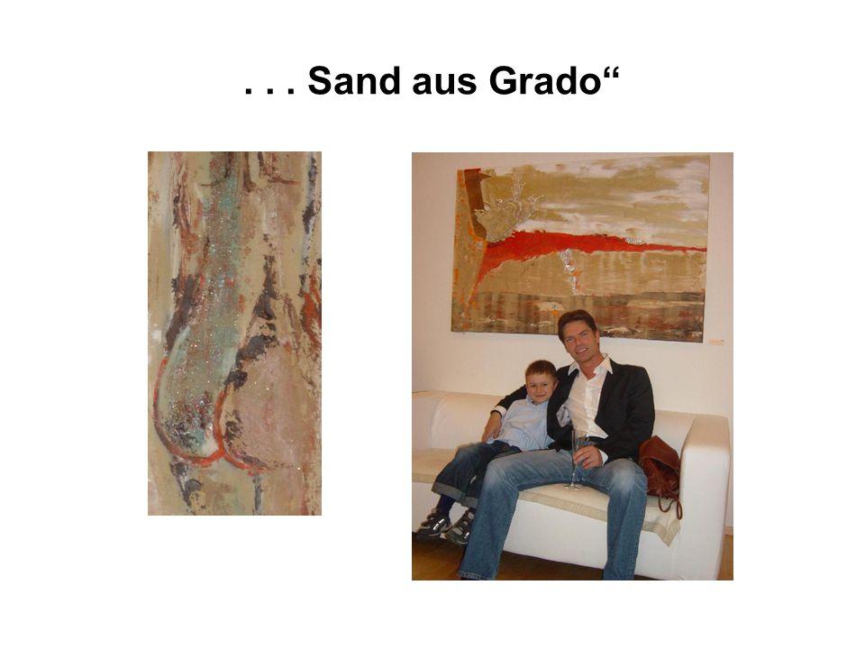 """... Sand aus Grado"""""""