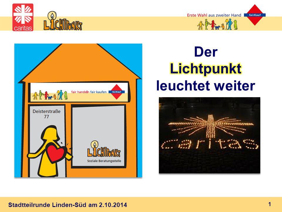 Stadtteilrunde Linden-Süd am 2.10.2014 1