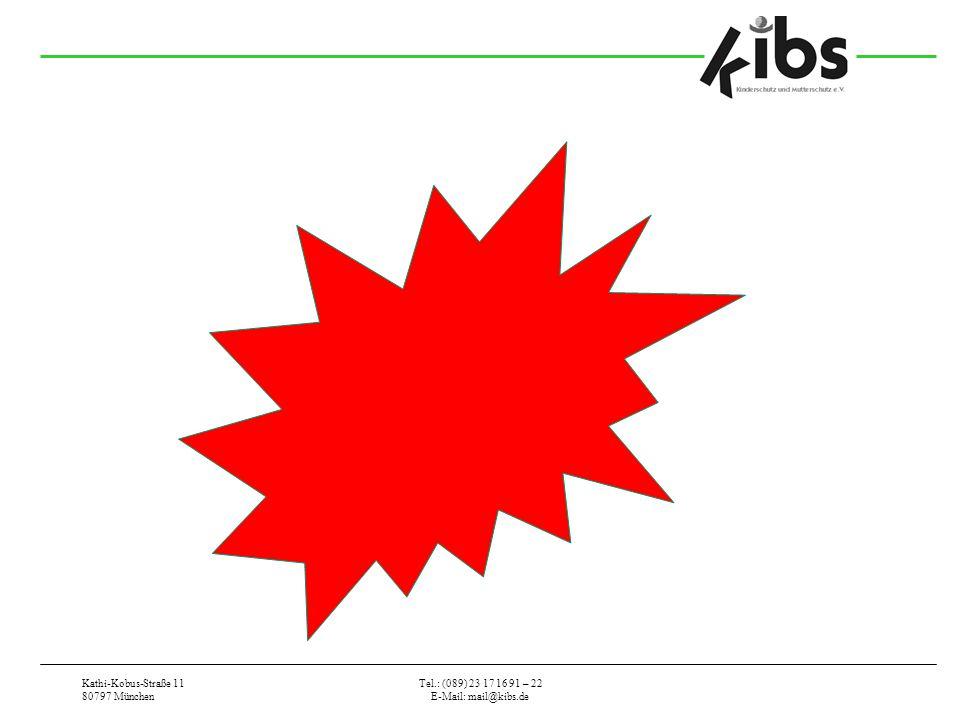 Kathi-Kobus-Straße 11 80797 München Tel.: (089) 23 17 16 91 – 22 E-Mail: mail@kibs.de