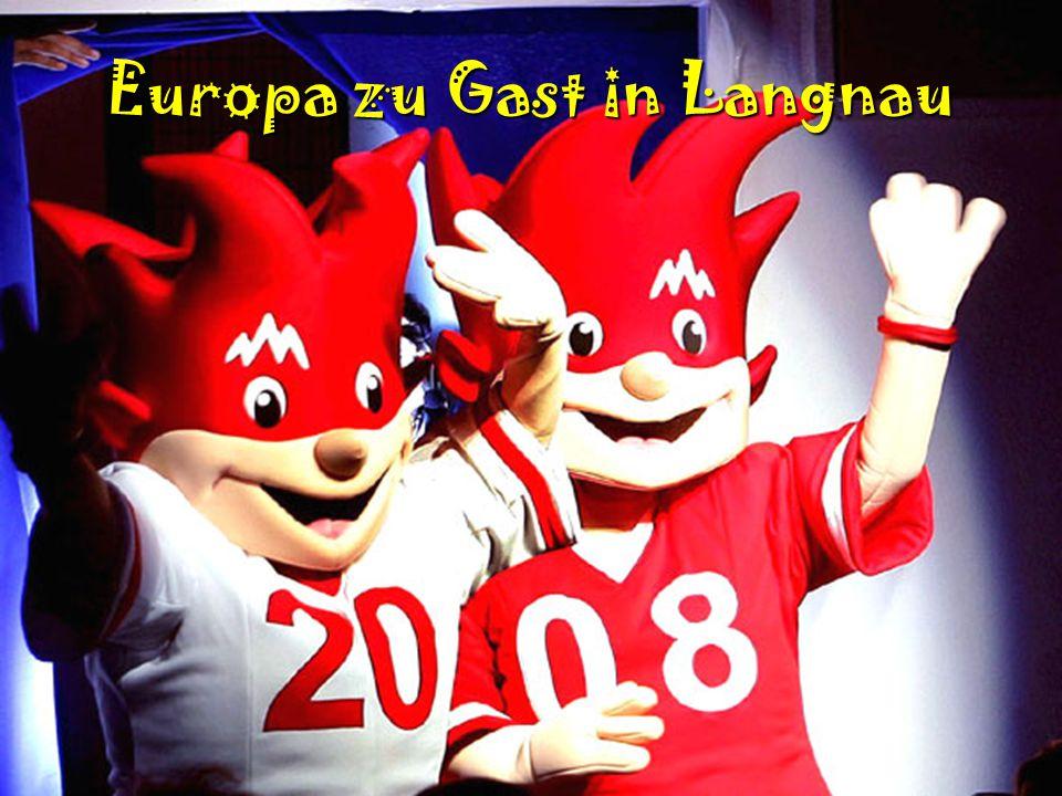 Europa zu Gast in Langnau