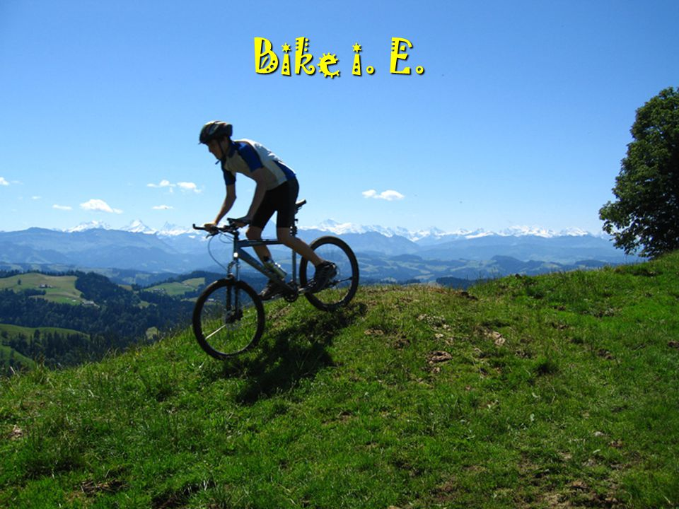 Bike i. E.