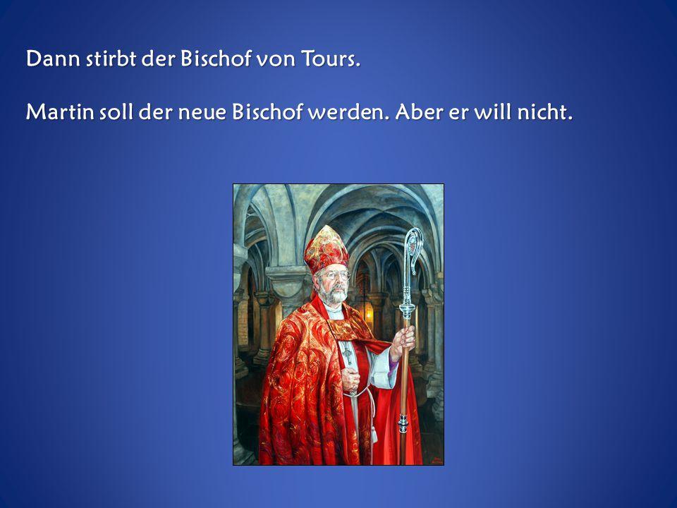 361 gründet er ein Kloster in der Nähe von Poitiers: die Abtei Saint-Martin de Ligugé.