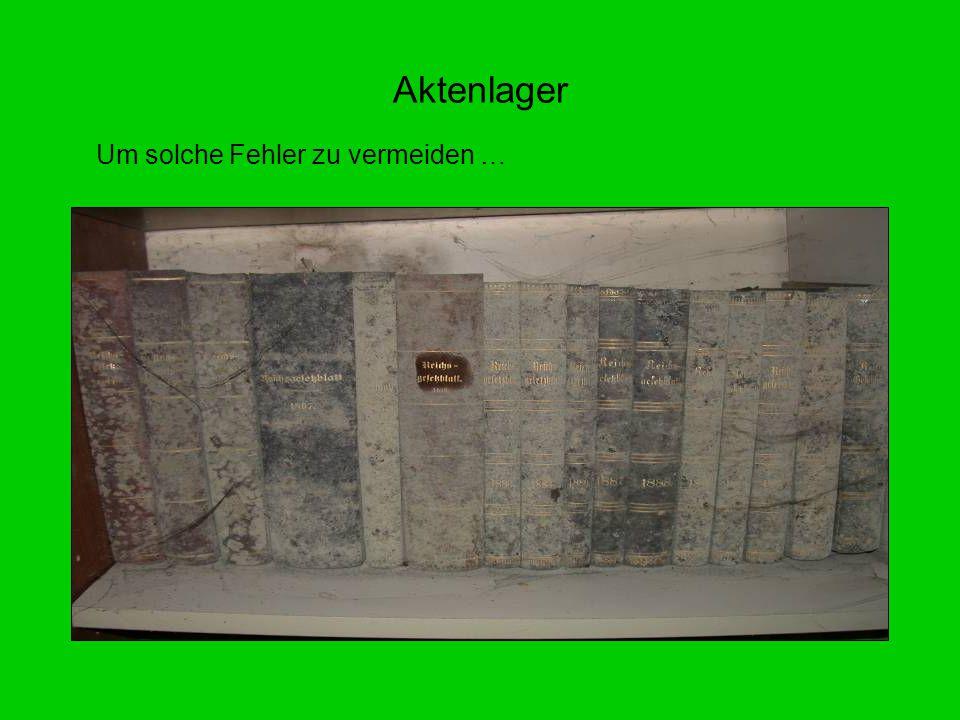 Kölner Modell Natürliche Klimatisierung der Depoträume Maueraufbau Belüftung –Fensterschlitze –Vertikale Belüftung –Temperatur- und Feuchtigkeitsmessung en Rezeption des Kölner Modells Probleme der Rezeption –Sparmaßnahmen –Dämmung