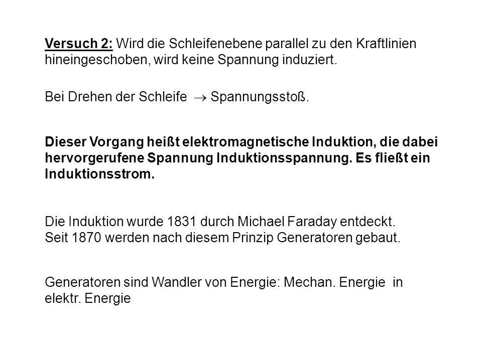 Unangenehme Eigenschaft der Wirbelströme: Starke Erwärmung.