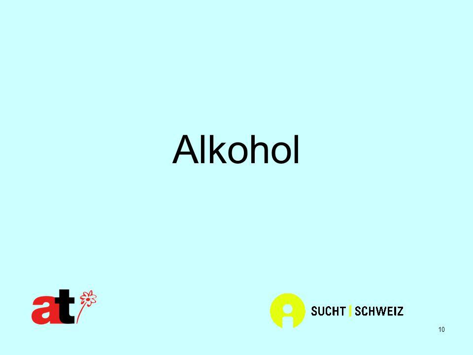 10 Alkohol