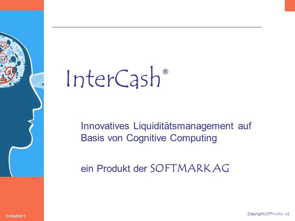 Copyright SOFTMARK AG Schaubild 22 SOFTMARK AG www.softmark.de Hirtenweg 2a 82031 Grünwald Tel.: 089/61300430 Fax: 089/61300432 Mail: mk@softmark.demk@softmark.de