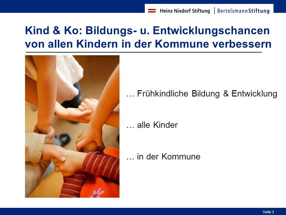 3 Seite 3 Kind & Ko: Bildungs- u.