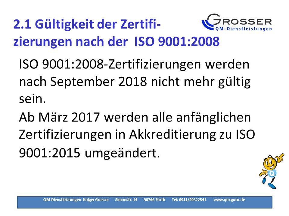 QM-Dienstleistungen Holger Grosser Simonstr.