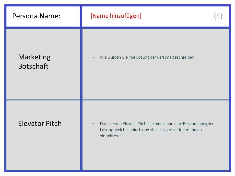 Im Folgenden ein Beispiel einer Persona, erstellt für YUHIRO Käufer-Persona: Peter Schmidt, Geschäftsführer einer kleinen mittelständischen IT Firma