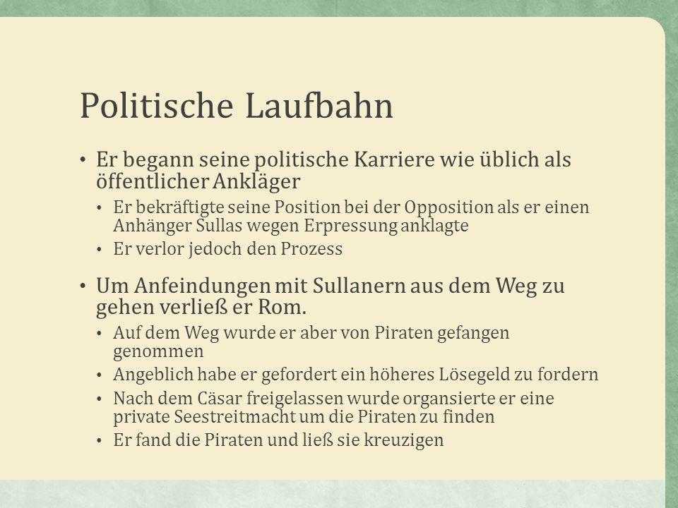 Politische Laufbahn Er begann seine politische Karriere wie üblich als öffentlicher Ankläger Er bekräftigte seine Position bei der Opposition als er e