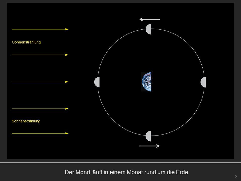 Alle Mondfinsternisse weltweit – wann sind sie zu sehen.