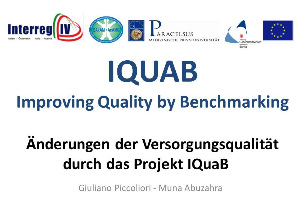 Qualitätsindikatoren Salzburg © Paracelsus Medizinische Privatuniversität   M.