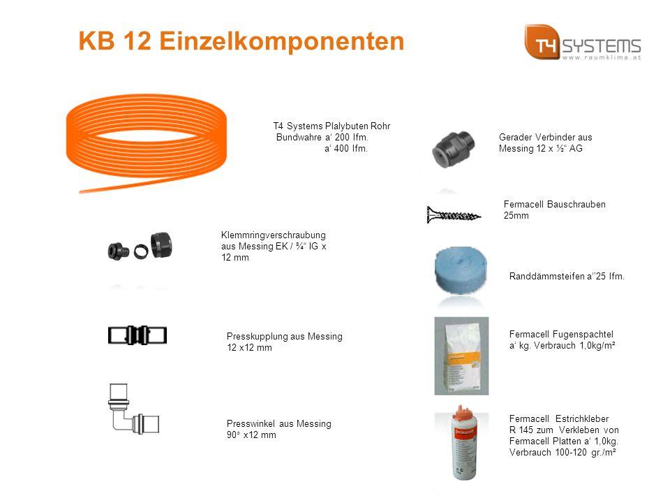 T4 Systems Plalybuten Rohr Bundwahre a' 200 lfm. a' 400 lfm.