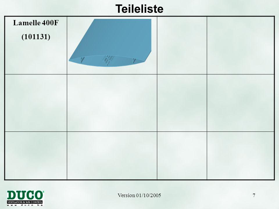 Version 01/10/200528 3.1.