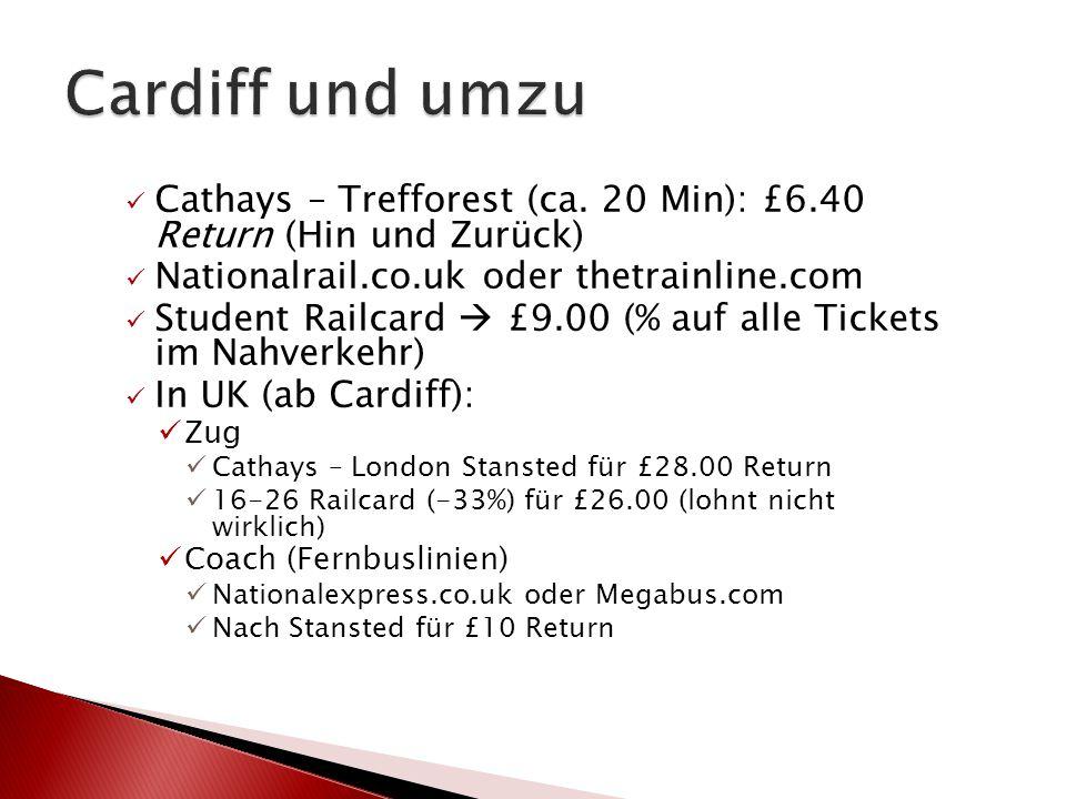 Cathays – Trefforest (ca.