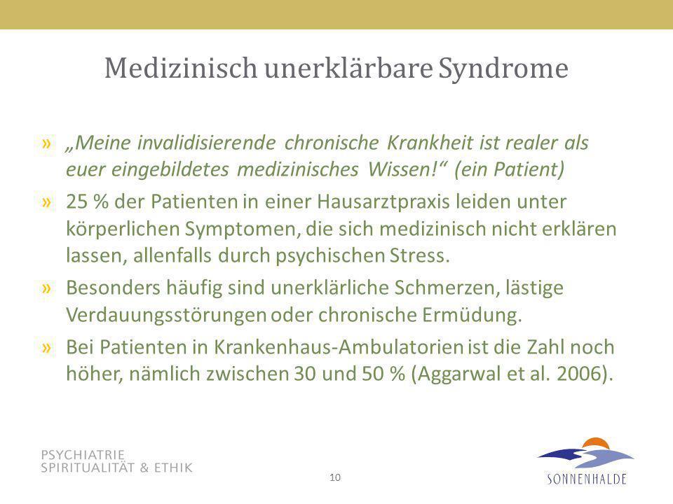 """10 Medizinisch unerklärbare Syndrome »""""Meine invalidisierende chronische Krankheit ist realer als euer eingebildetes medizinisches Wissen!"""" (ein Patie"""