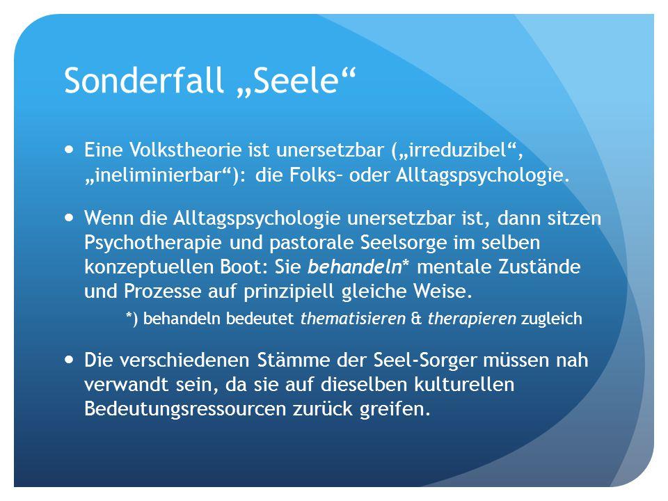 Was ist Alltagspsychologie.