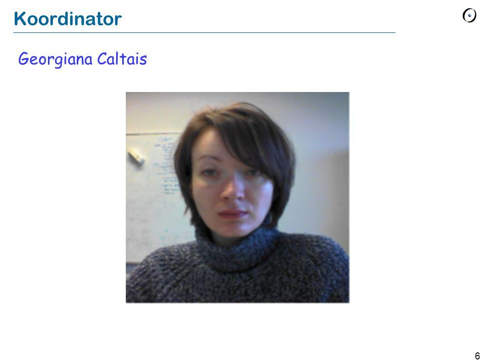 6 Koordinator Georgiana Caltais