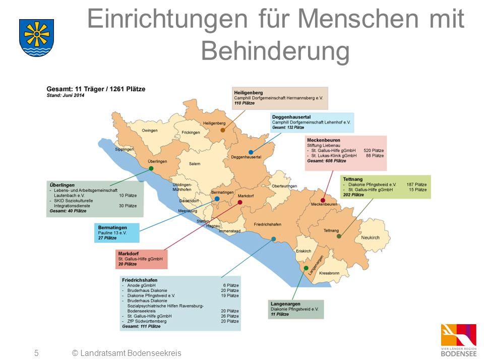 5 Einrichtungen für Menschen mit Behinderung © Landratsamt Bodenseekreis