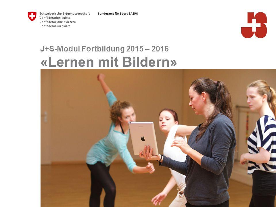 12 Bundesamt für Sport BASPO Jugend+Sport Mögliche Übung
