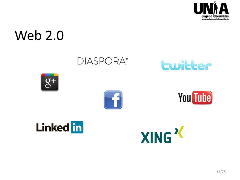 Web 2.0 13/25