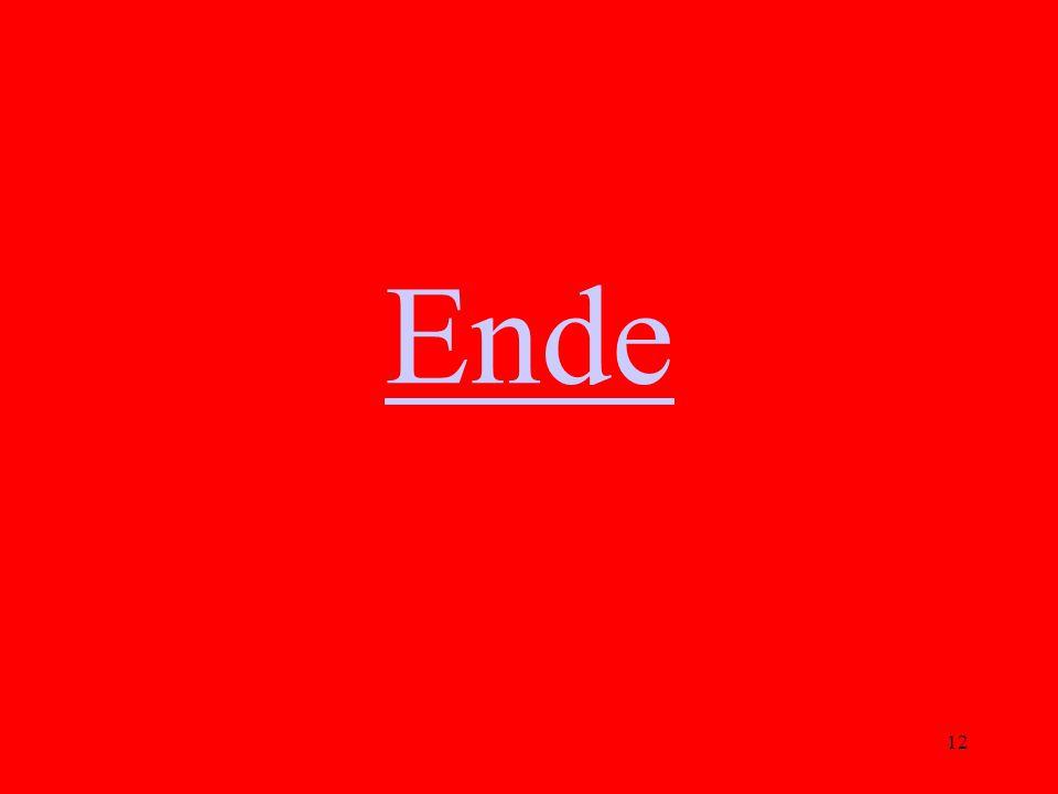 12 Ende