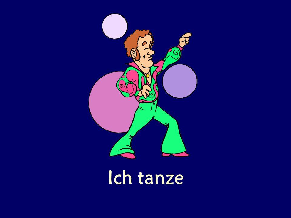 Ich tanze