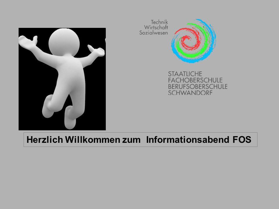 Die Fachoberschule: Besonderheiten der einzelnen Jahrgangsstufen Der Erwerb der Allgemeinen Hochschulreife in der 13.