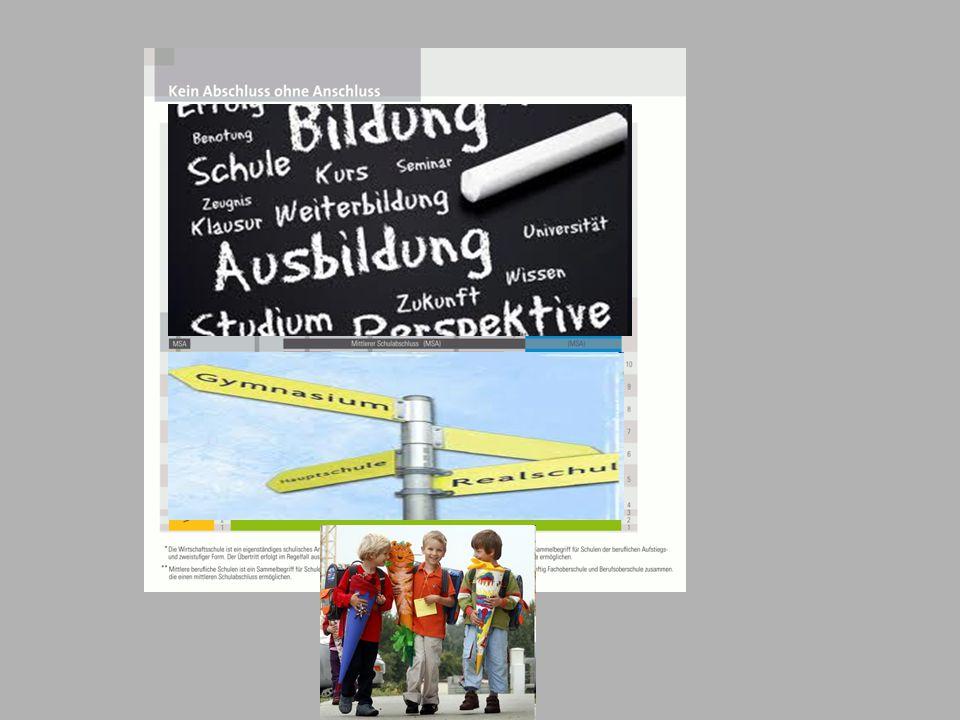 1.Das Konzept der Fachoberschule – Abschlüsse, Ausbildungsrichtungen, Zugangsvoraussetzungen 2.