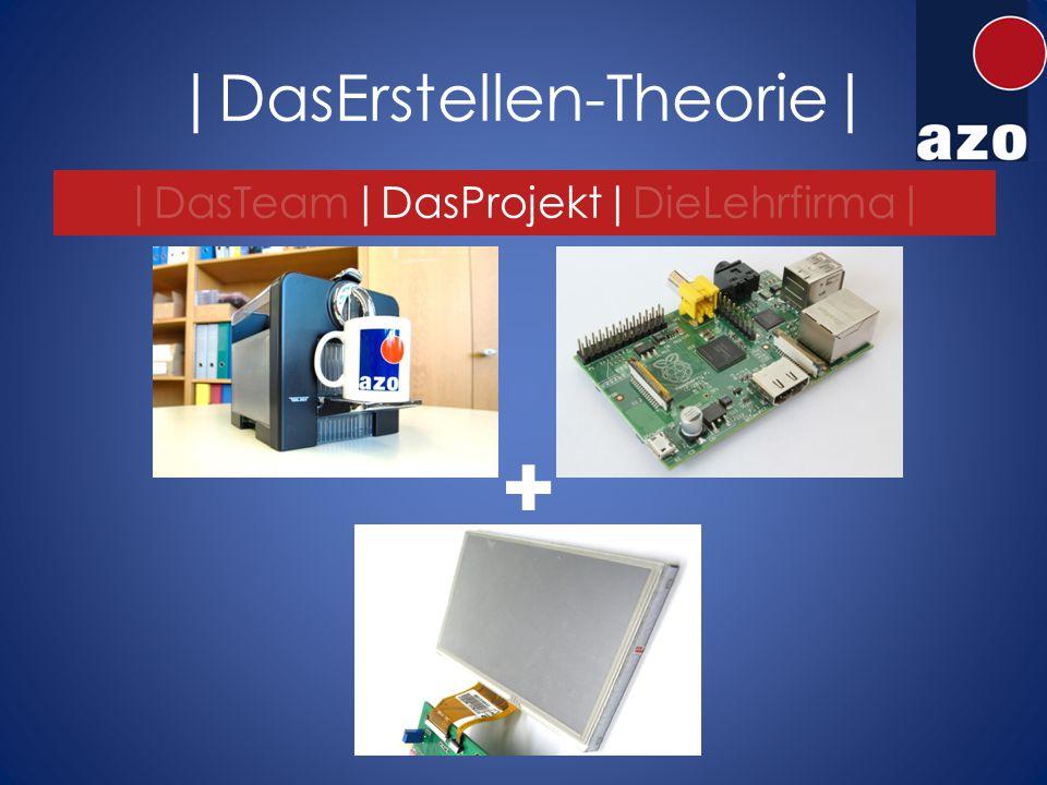 |DasErstellen-Theorie| |DasTeam|DasProjekt|DieLehrfirma|