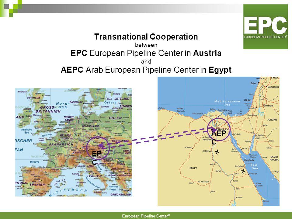 European Pipeline Center ® Technische Lösung und der Auftrag? Es ist wie in der Formel 1. Es gibt nur einen Sieger. Den Auftrag bekommt nur einer.