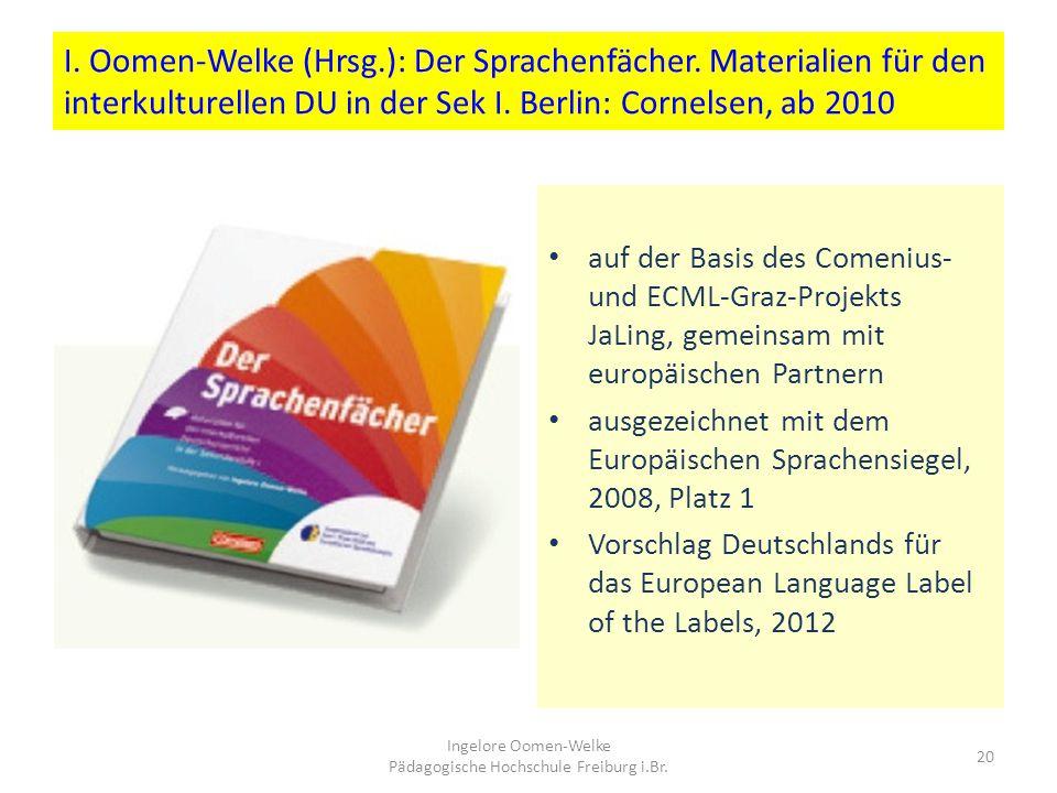Grundproblem von Material zur Sprachenvielfalt Notwendigkeit von Unterrichtshilfen Spontan oder vorgefertigt? Grad der Offenheit von Materialien   