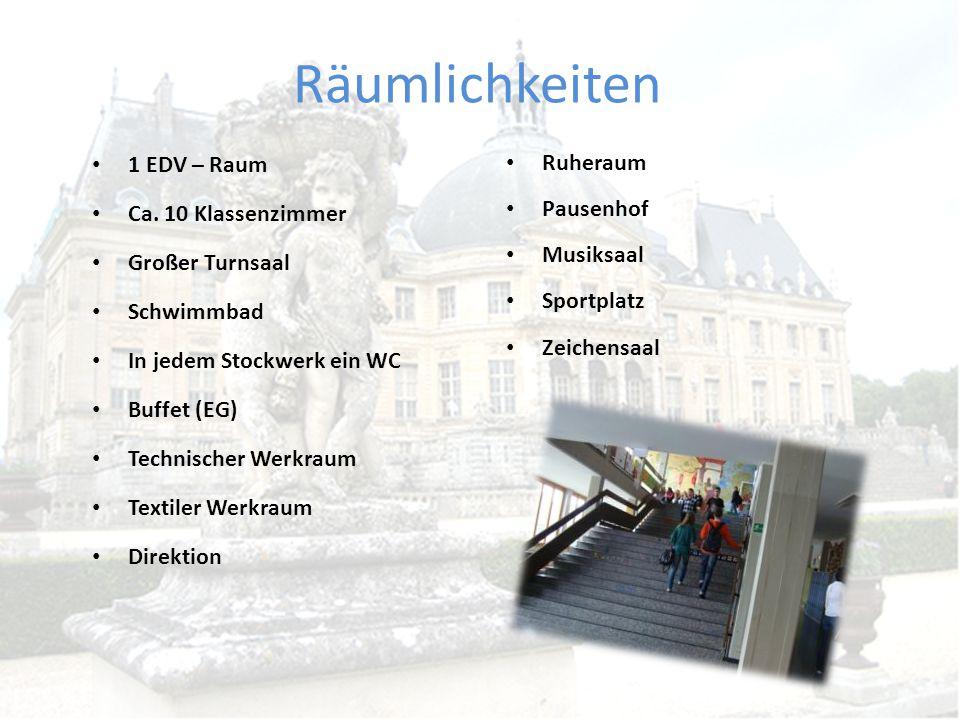 Angebote der Schule Projekte Veranstaltungen Nachmittagsbetreuung Ferien 2009/10 Schulbeginn:14.09.2009 Landespatron St.