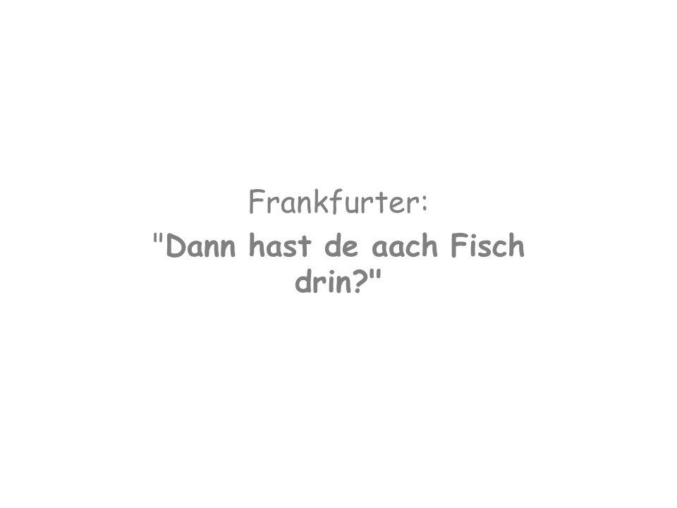 Frankfurter:
