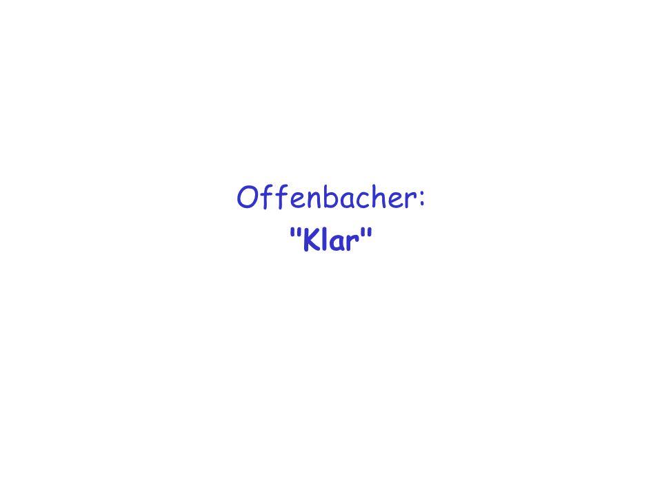 Frankfurter: Un wenn de tierlieb bist, biste aach sischer kinnerlieb.