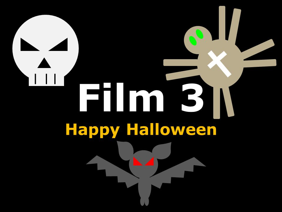 Film 3 Happy Halloween