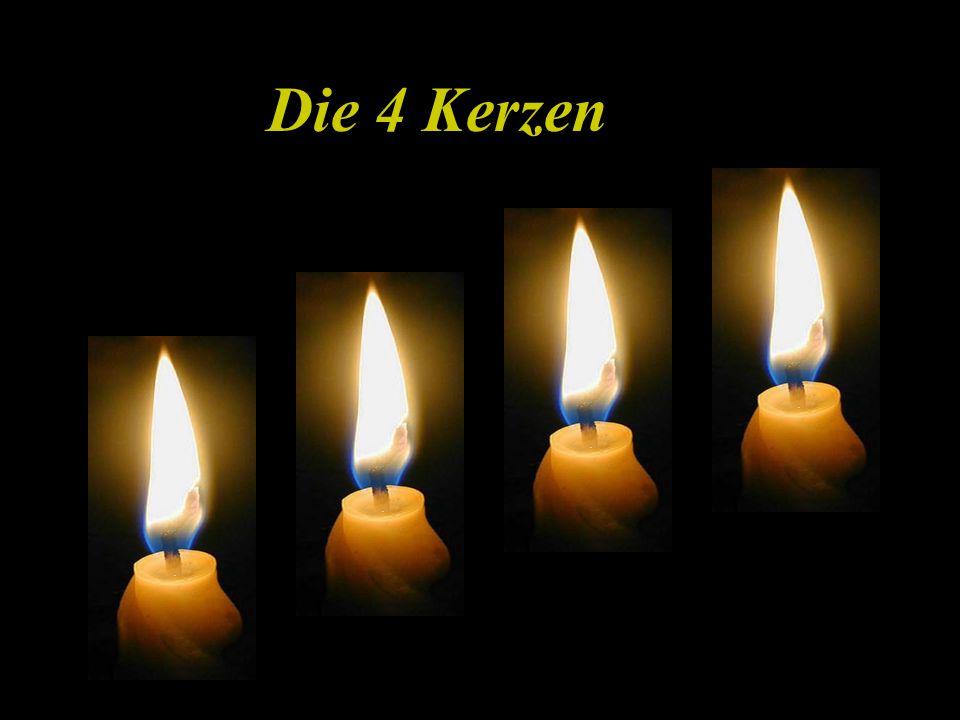 Die 4 Kerzen