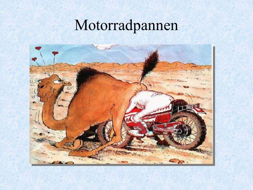 Motorradpannen