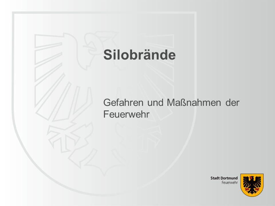 12 06.10.14 08:35 Gefahren - Ausbreitung  Wärmestrahlung  Funkenflug  Rohrleitungen, Fließbänder, Förderschnecken  Kühlen (ggf.