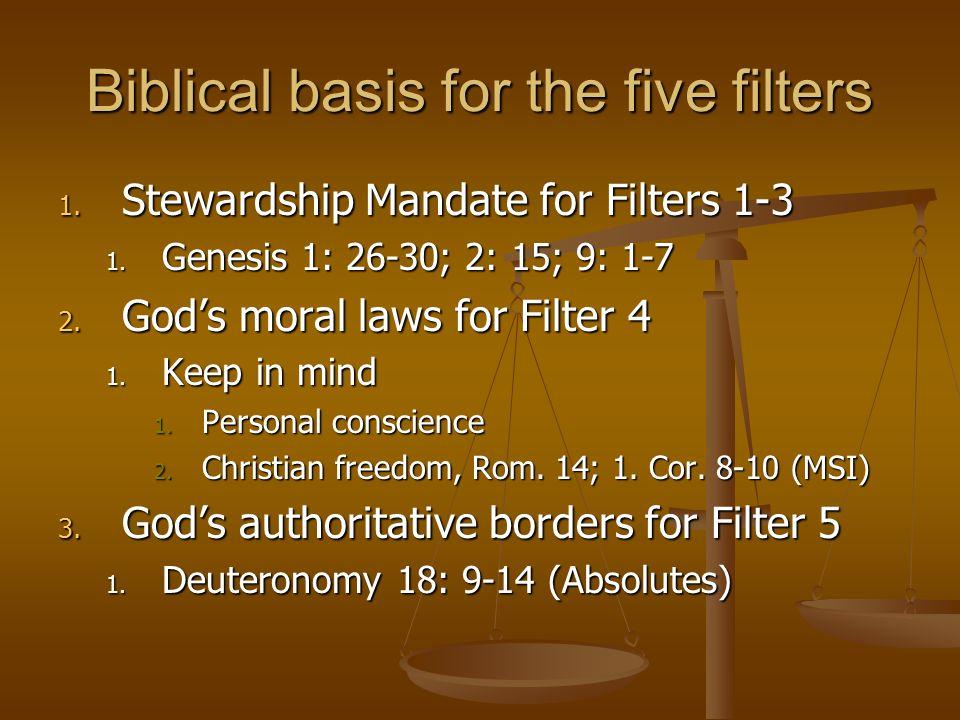Filter 5: Ist Homöopathie okkult.1.