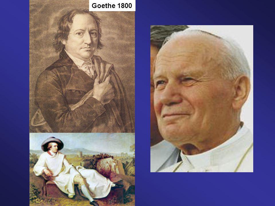 Goethe 1800