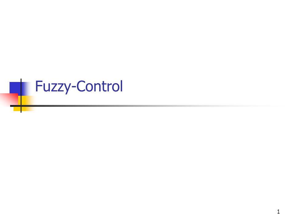 1 Fuzzy-Control