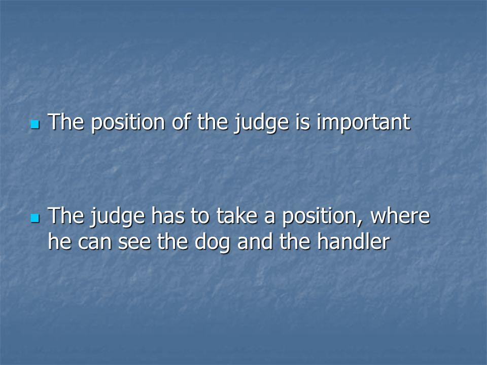Hunde- und Ausbildungsqualität erkennen Nur Leistungsrichter, die auch selbst noch in der Ausbildung aktiv sind, können auf Dauer Hunde- und Ausbildungsqualität erkennen.