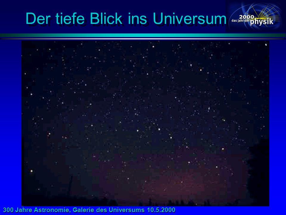 300 Jahre Astronomie, Galerie des Universums 10.5.2000 Galaxien NGC 891 Nahinfrarot-Aufnahme Unsere Milchstraße DIRBE/COBE Infrarot-Karte ESO VLT + FO