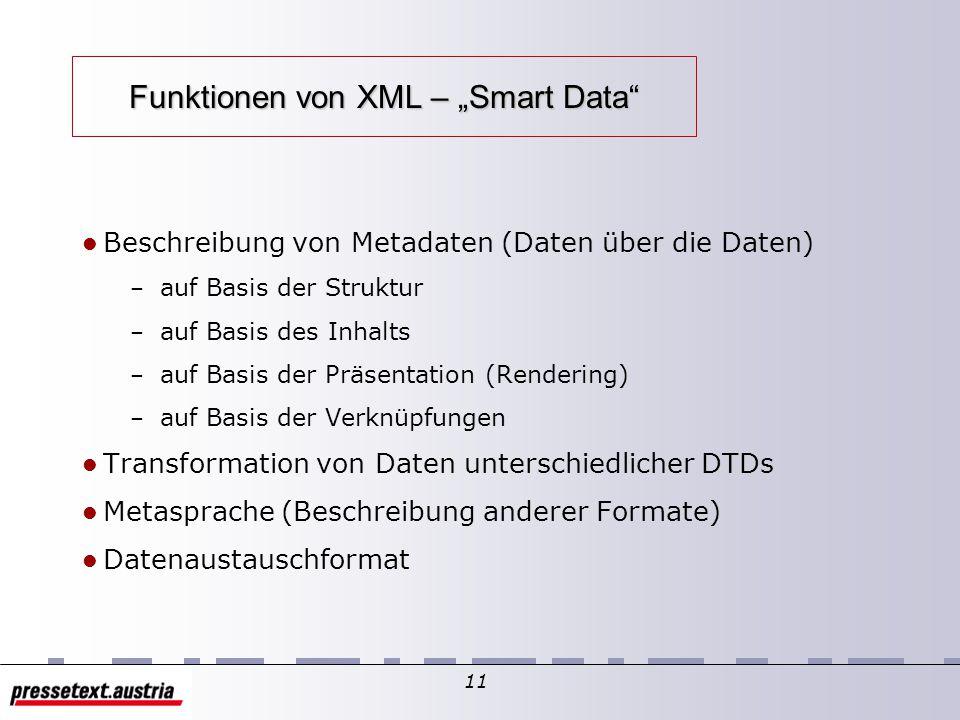 10 XML...mehr unter W3C