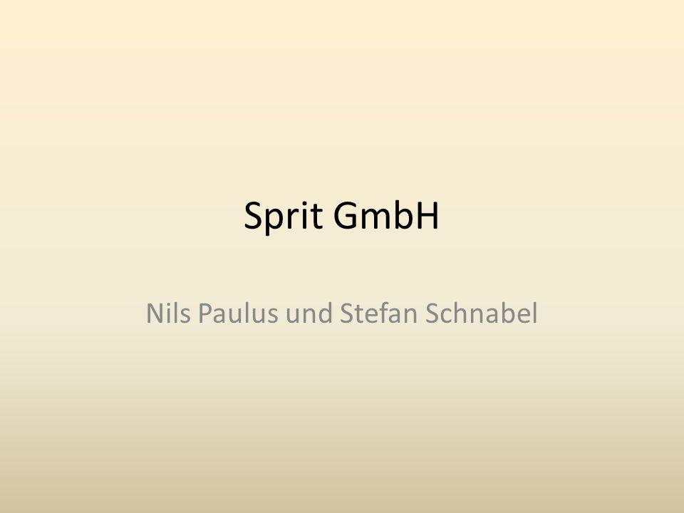 Sprit GmbH Nils Paulus und Stefan Schnabel