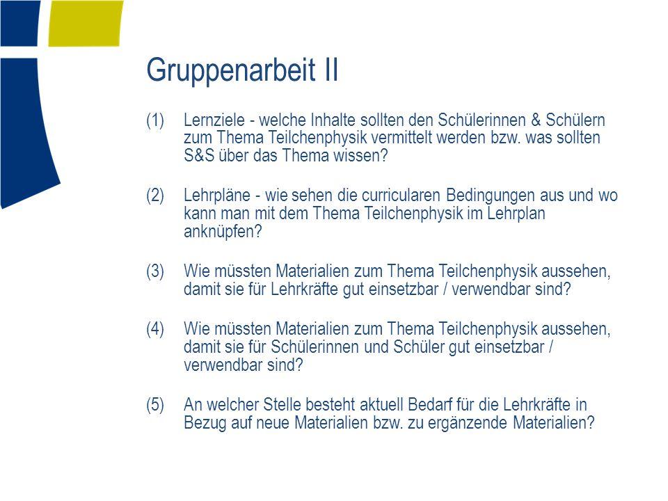Ausblick: Lehrkräfte-Alumni-Workshop 22.– 26.4.