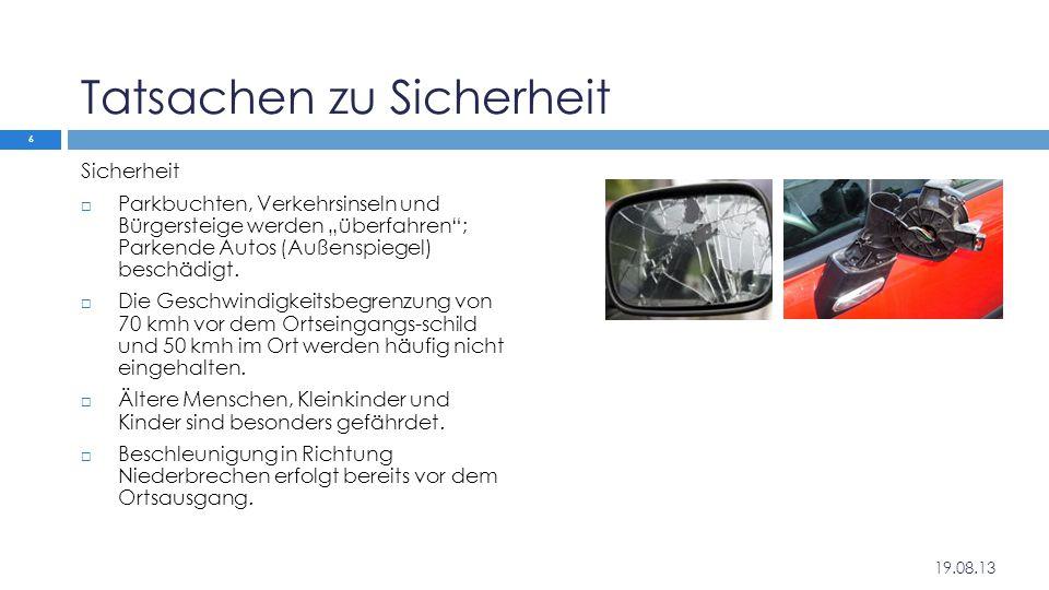 Tatsachen zum Verkehrsfluss Mobilität / Verkehrsfluss  täglich staut sich der Berufsverkehr zu den Hauptverkehrszeiten in der Ortsdurchfahrt Lindenholzhausen.