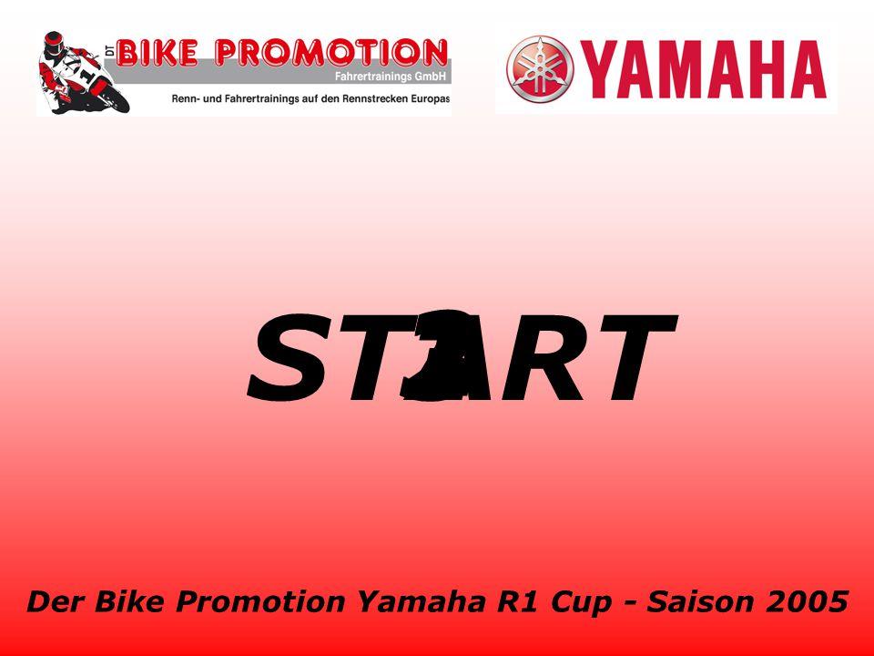 Der Bike Promotion Yamaha R1 Cup - Saison 2005 3 2 1START